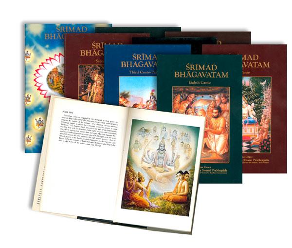 Srimad Bhagavatam -- A.C. Bhaktivedanta Swami Prabhupada